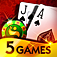 BLACKJACK (5 GAMES)